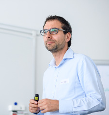 Speaker und Referent im Online Marketing - Daniel Hünebeck